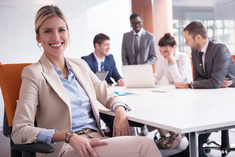 Stanislaw Consulting | Woman taking over the business